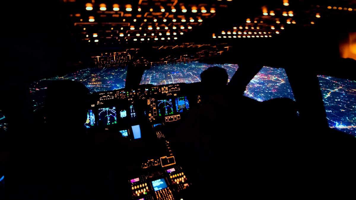 Ночной летчик картинки
